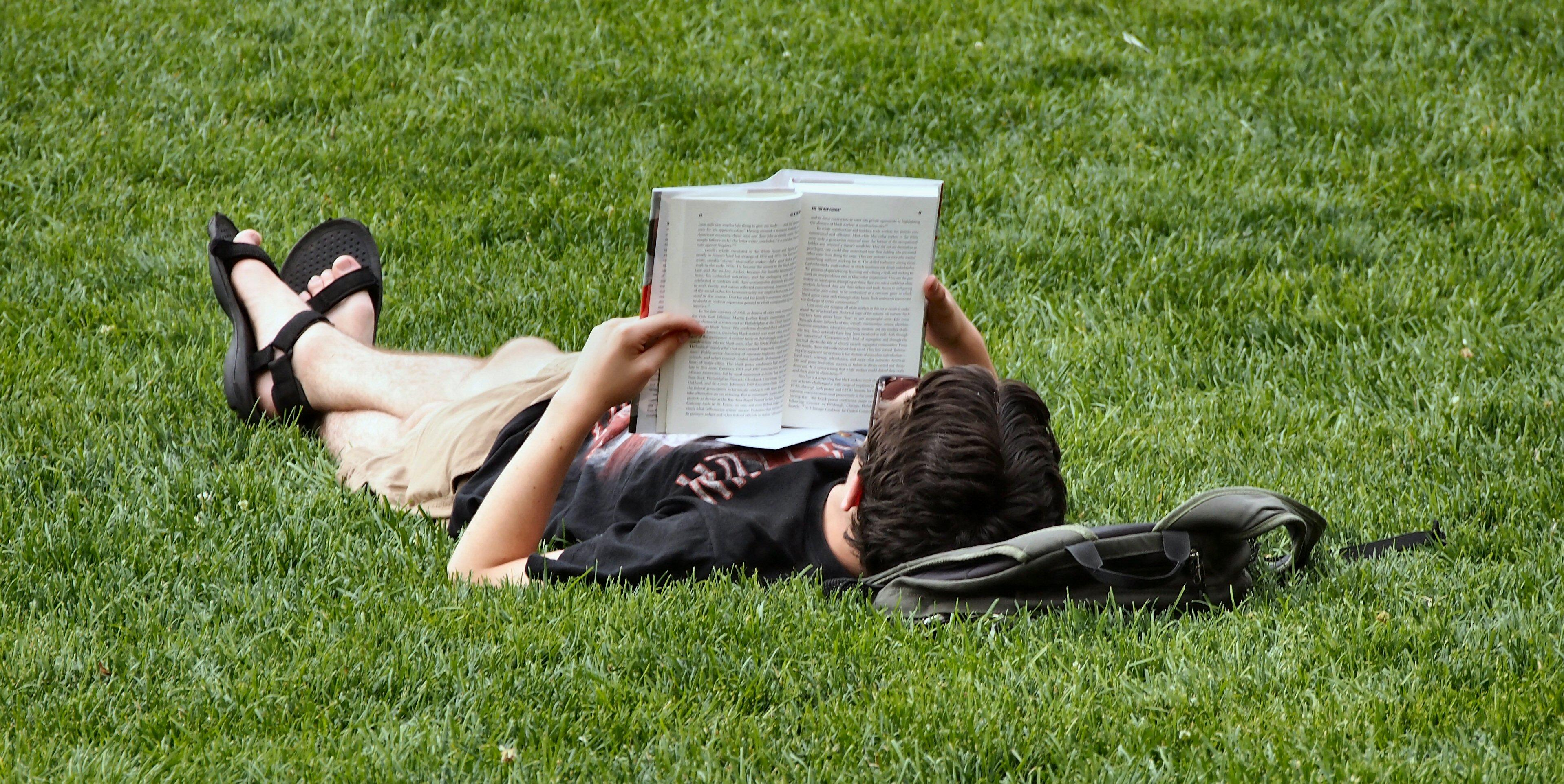 newspaper reading as a habit essay