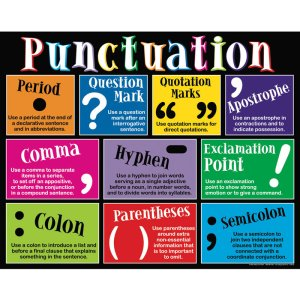 punctuation-types