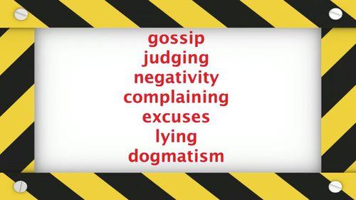 7 bad communication habits