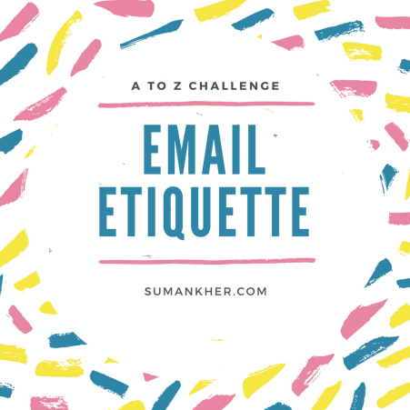 E for email