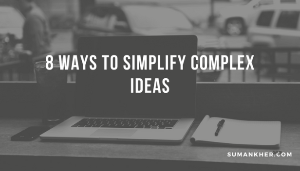 simplify ideas