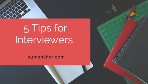 tips for interviewers